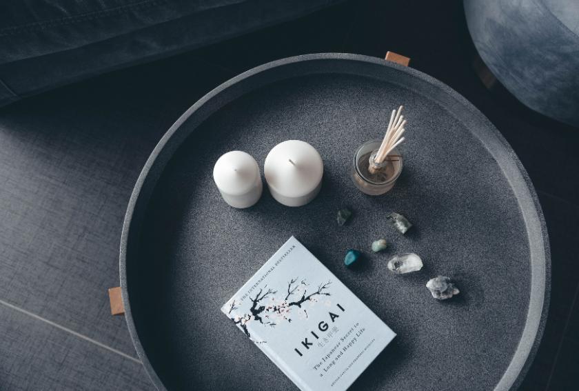 Der Ikigai: den Sinn des Lebens wiederfinden, auch innerhalb der eigenen vier Wände
