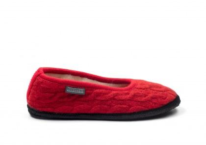 Ballet treccia Red