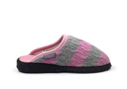 Homy treccia Limited Ed Pink-grey