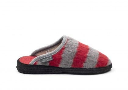 Homy treccia Limited Ed Red-Grey