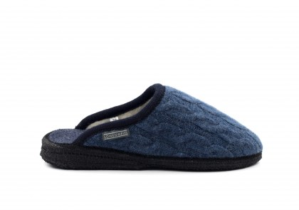 Homy treccia Air force blue