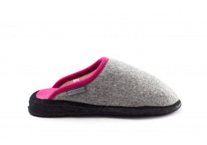 Homy Grey-fuchsia