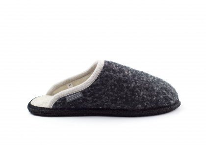 Joy bouclé Oxford black