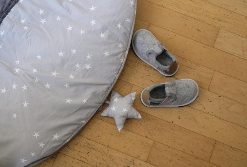 Le pantofole perfette per l'asilo e la scuola