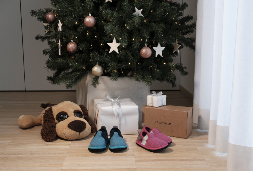 Pantofole piene di dolci, grazie a San Nicola