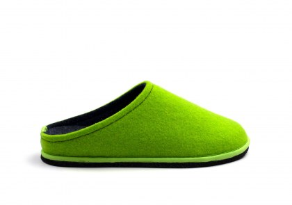 Easy Bicolore Verde fluo-blu
