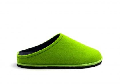 Easy Bicolore Verde fluo-jeans