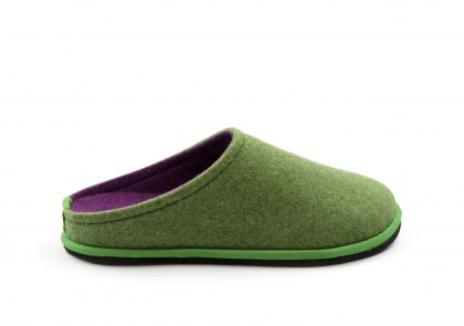 Easy Bicolore Verde mela-viola