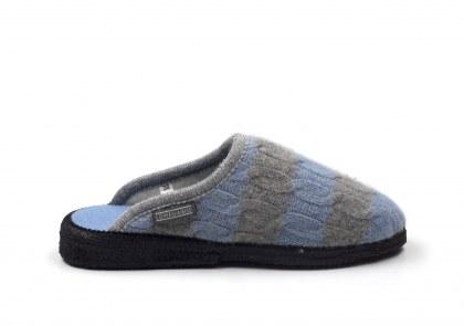Homy treccia Limited Ed Azzurro-grigio