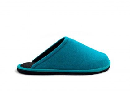 Hygge Bicolore Blu fluo - antracite