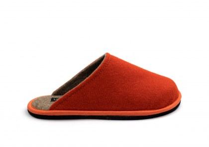 Hygge Bicolore Arancione - nocciola
